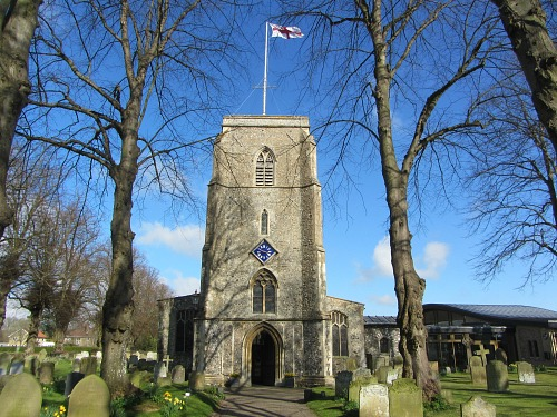 Holt Church