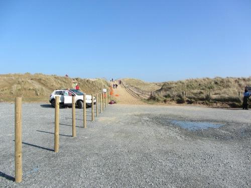 Horsey Gap car park