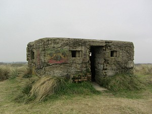 Horsey beach pill box