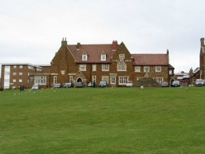 Golden Lion Hotel in Hunstanton