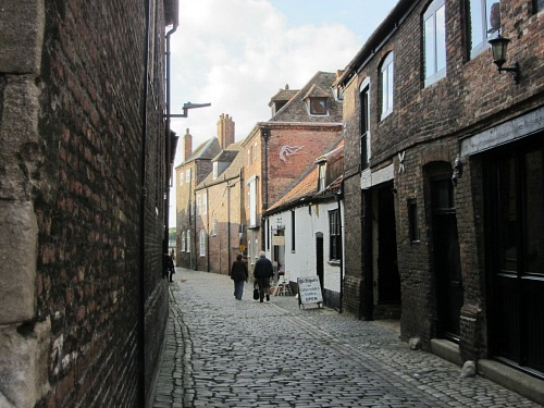 Walking tours around King's Lynn
