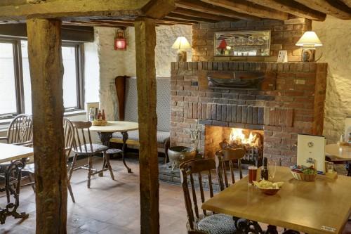 The Ancient Mariner pub in Old Hunstanton