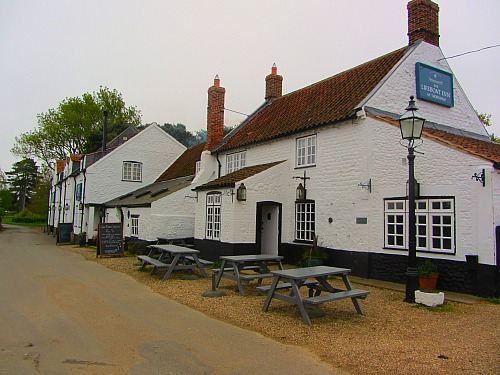 The Lifeboat Inn, Thornham, North Norfolk