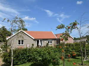 Low Farm Cottages in Winterton-on-Sea
