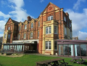 The Manor Hotel, Mundesley