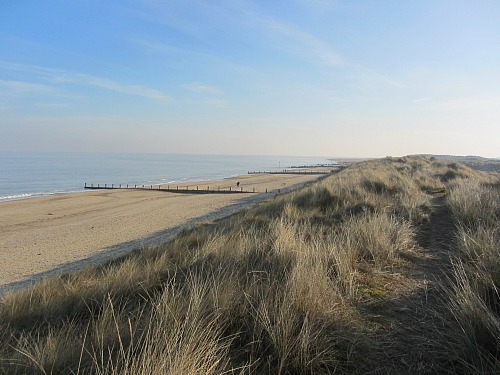 Winterton Beach, Norfolk