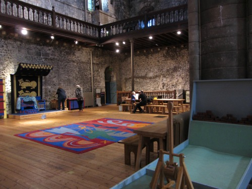 Child friendly Norwich Castle Museum