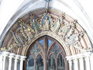 Norwich Cathedral bosses