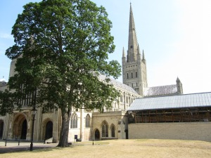Norwich Cathedral Refrectory
