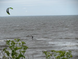 Kite Surfing Old Hunstanton