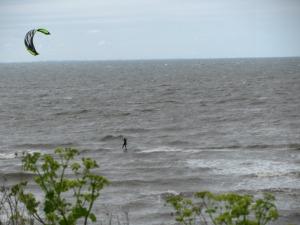 Kite Surfing Old Hunstanton