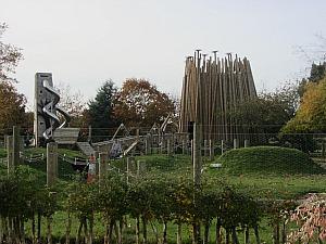 Adventure Playground at Pensthorpe
