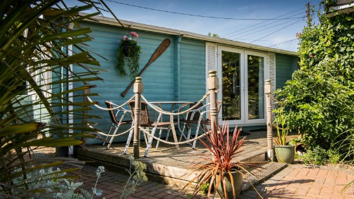 Pine Lodge at Beachside Holidays Norfolk