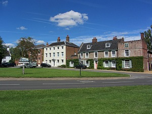 Georgian Town of Hingham