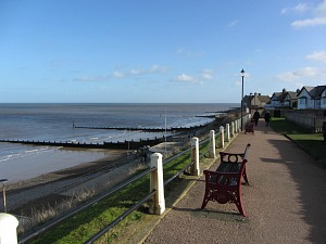 Victorian seaside town of Sheringham
