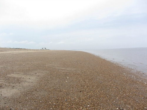Snettisham beach