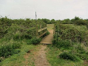 Snettisham Coastal Park Entrance