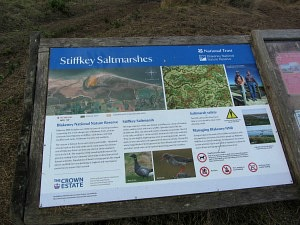 Stiffkey Salt Marshes