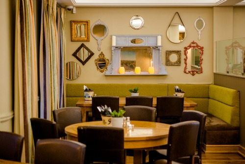 Relaxed casual dining at the Lodge Inn Hunstanton