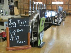 Dog friendly The Lodge Inn