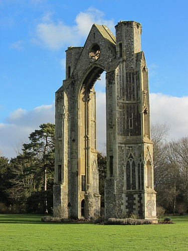 Walsingham Priory