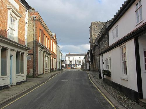 Walsingham High Street