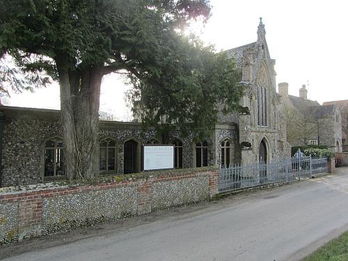 The Slipper Chapel, Houghton St Giles, Norfolk