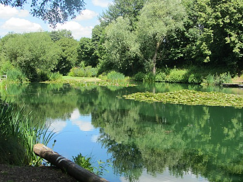 Loch Neaton in Watton, Norfolk