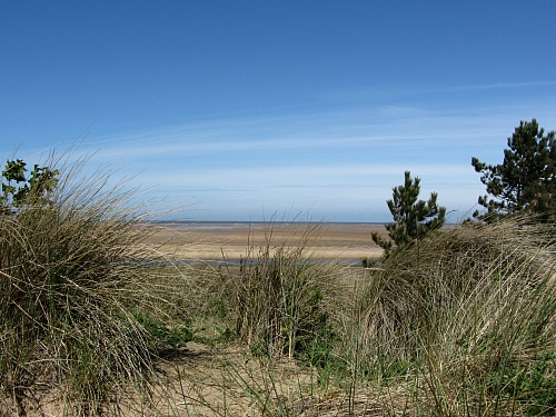 The view to Wells beach