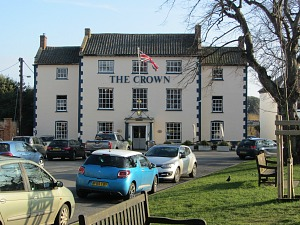 The Crown at Wells-next-the-Sea, Norfolk
