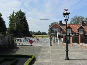 Wolferton Royal Station