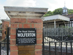 The Royal Station, Wolferton