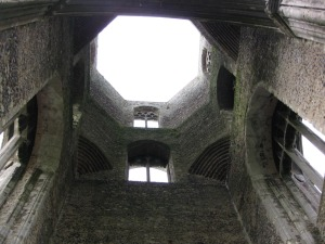 Octagonal Tower at Wymondham Abbey