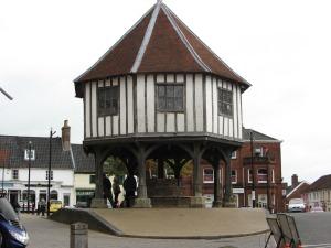 Market town of Wymondham