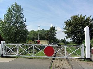 The Mid Norfolk Railway in Wymondham