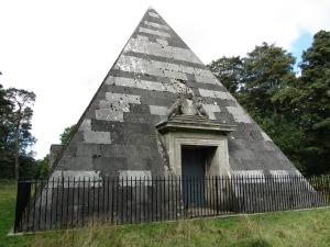 Blickling Hall mausoleum
