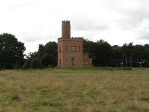 Blickling Hall Tower