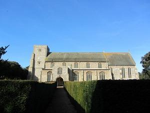 Thornham Church