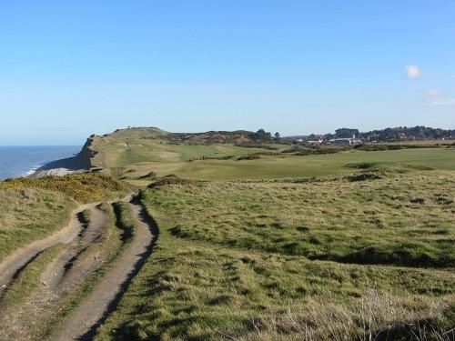 Short coastal walks