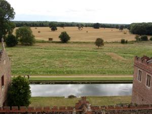 Countryside around Oxburgh Hall