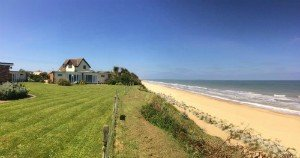 Beachside Holidays Norfolk, small, private exclusive holiday park