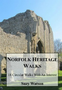 Norfolk Heritage Walks book