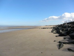Brancaster Beach looking East