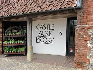 Castle Acre Priory Shop