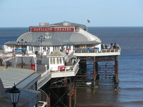 Cromer Pier and Pavilion Theatre