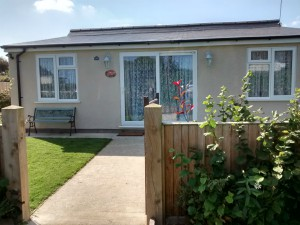 Dawn dog friendly holiday home in Hemsby