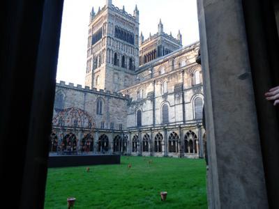 Durham cloister