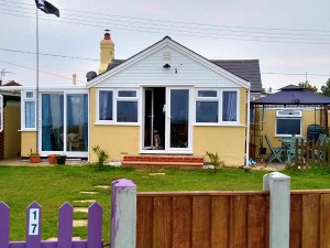 Eve dog friendly holiday bungalow