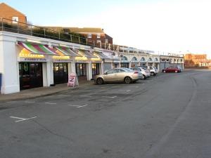 Gorleston Beach shops