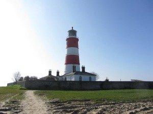 Happisburgh lighthouse walk